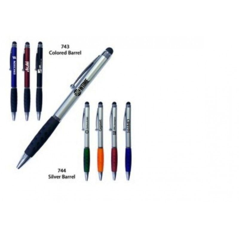 Promotional Smart Phone & Tablet Touch Tip Stylus Pen