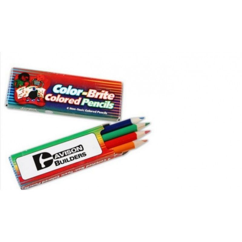 Promotional Colored Pencil Pack