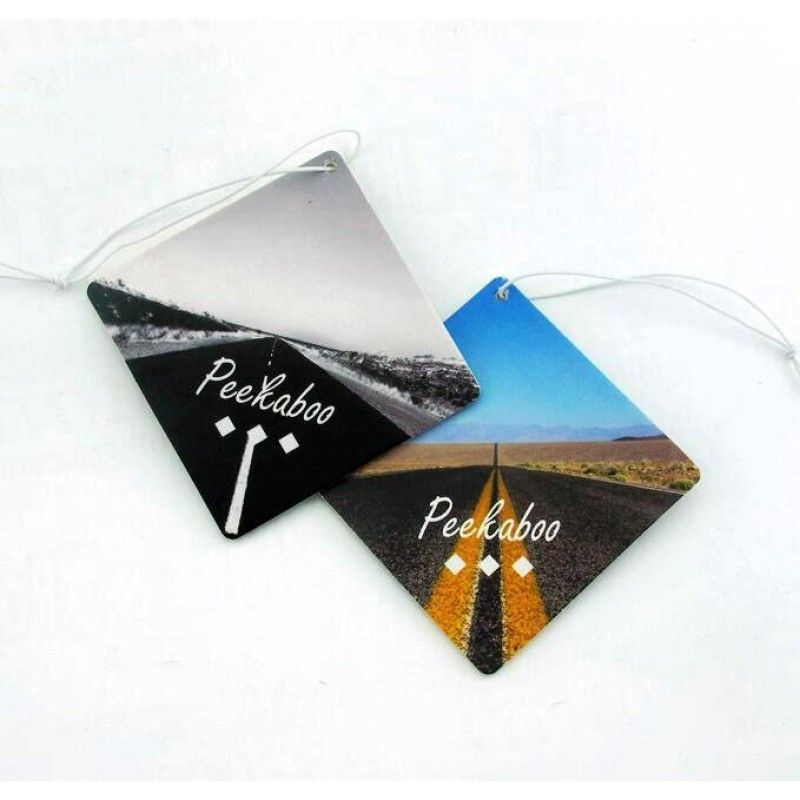 Promotional  Car Airfreshener