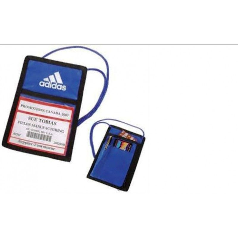 Promotional Trade Show Badge Pouch