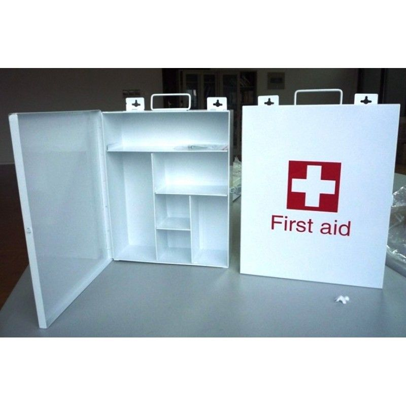 Promotional Medicine Nurse First Aid Kit Box