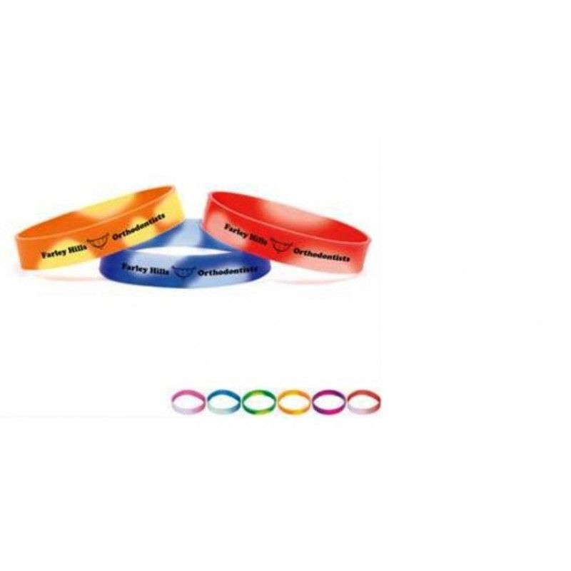 Promotional Mood Color Changing Wristband Bracelet