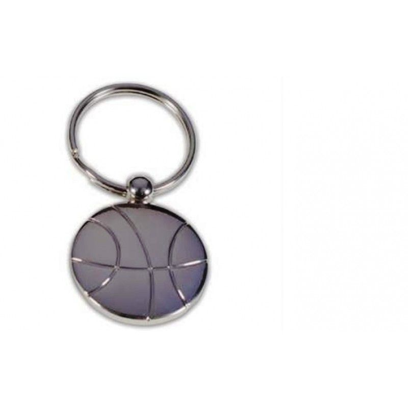 Promotional Basketball Metal Key Holder