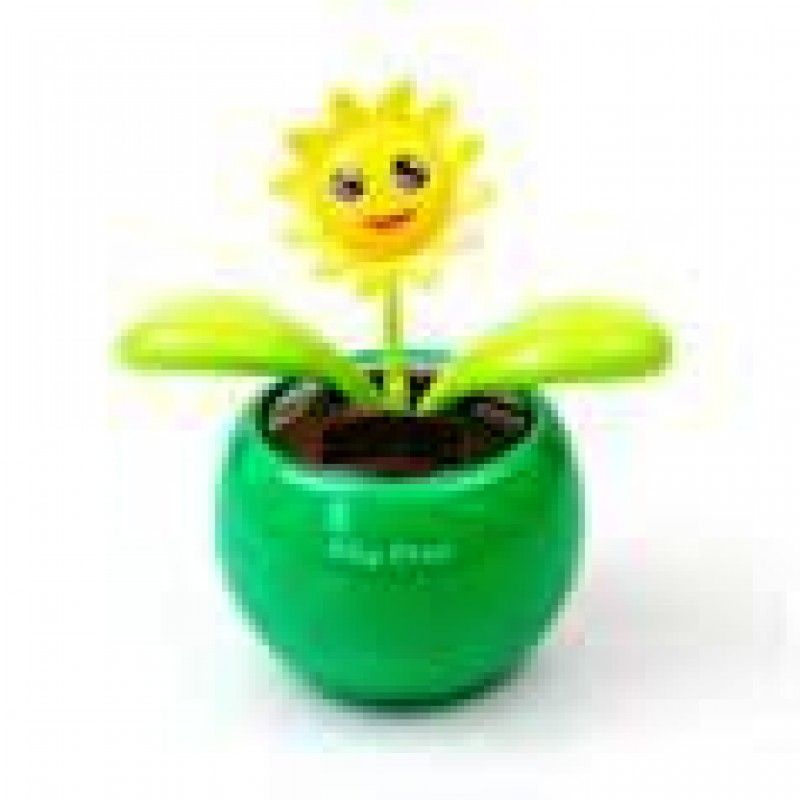 Promotional Solar Apple Dancing Flower