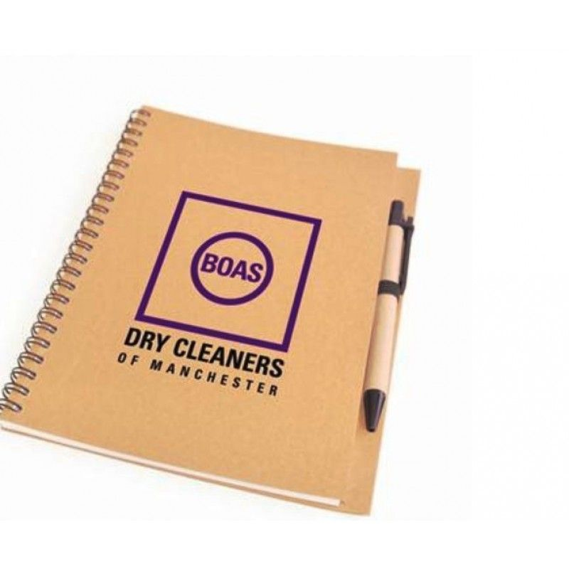 Promotional A5 Recycle Notebook