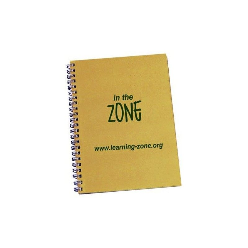 Promotional A5 Recycled Spiral Notebook
