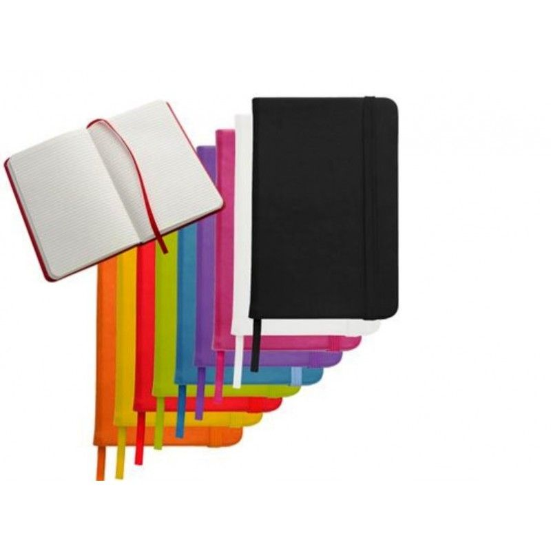 Promotional A5 Lined Notebook