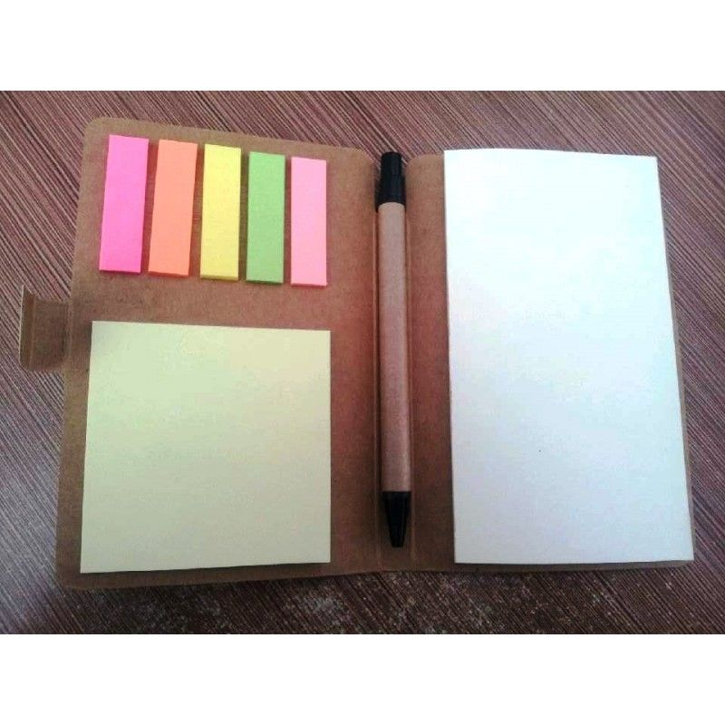 Promotional Post It Notes Set