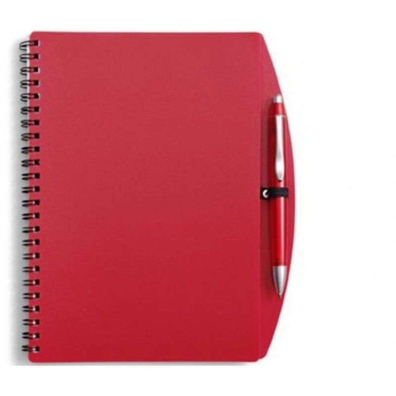 Promotional A5 Spiral Bound PVC Notebook