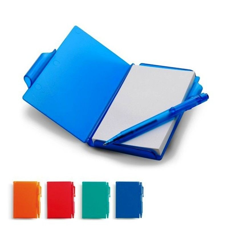 Promotional Notebook with Ballpoint Pen
