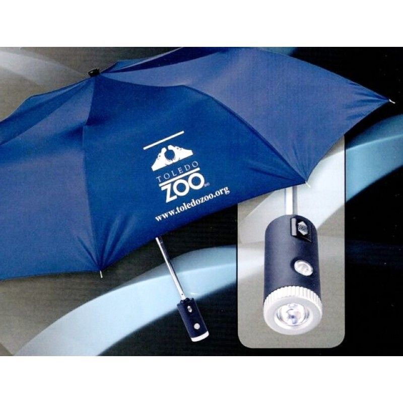 Promotional 42 Inch Nitevision Junior Umbrella