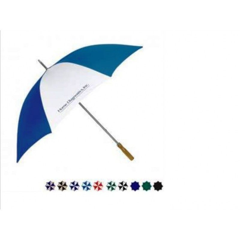 "Promotional Booster Economy Golf Umbrella, 60"" Arc"