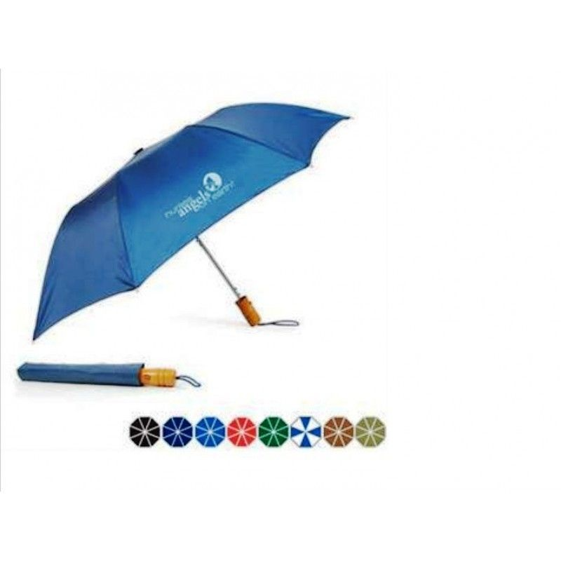 "Promotional Budget Beater Automatic Open Umbrella, 43"" Arc"