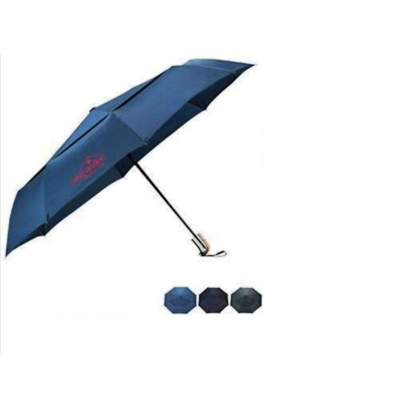 "Promotional Chairman Auto Open/Close Vented Umbrella, 46"" Arc"