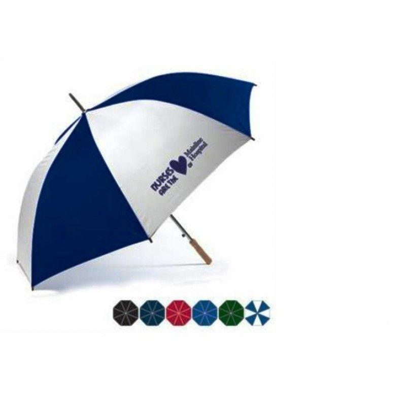 "Promotional Automatic Open Golf Umbrella, 60"" Arc"