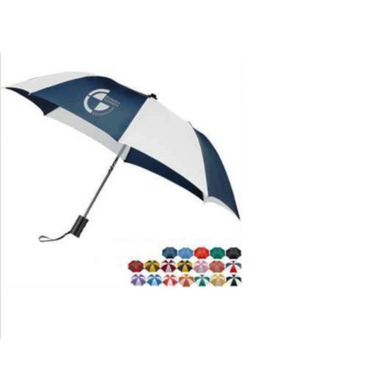 "Promotional Auto Folding Umbrella, 42"" Arc"