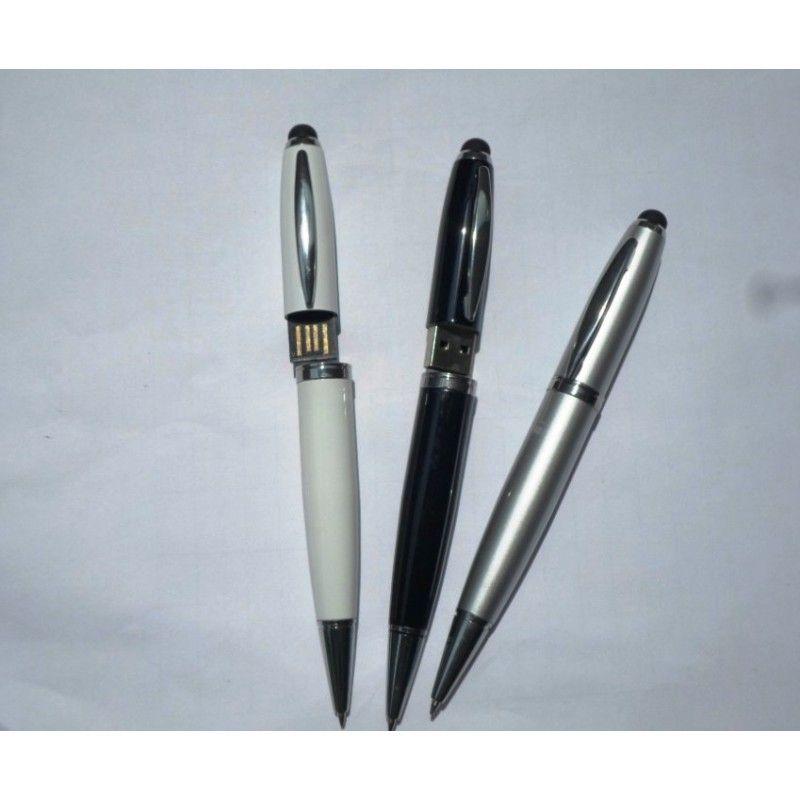 Promotional Metal USB Flash Drive Ball Pen