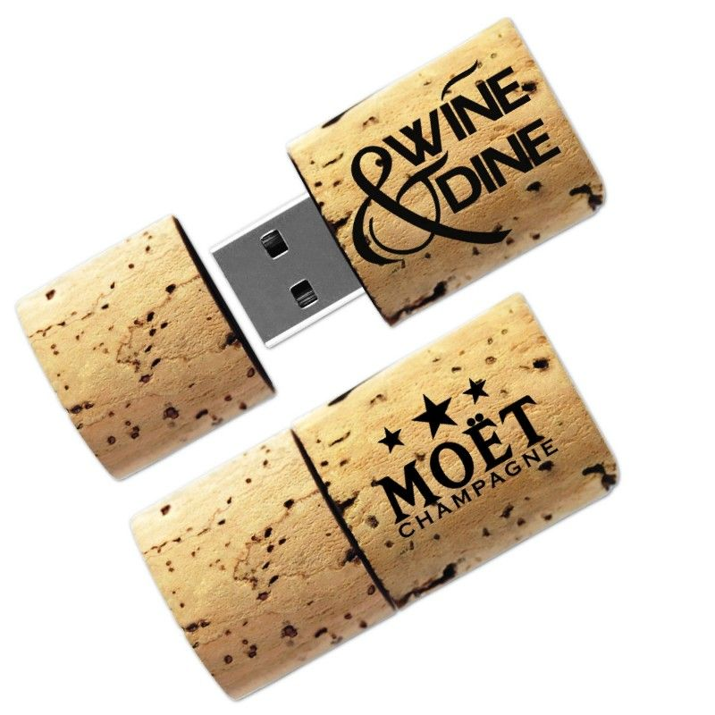 Promotional 16GB Cork Flash Drive